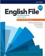 English File Fourth Edition Pre-Intermediate  (Czech Edition)