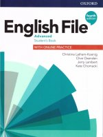 English File Advanced Student's Book with Student Resource Centre Pack (4th)