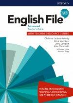 English File Advanced Teacher's Book with Teacher's Resource Center (4th)