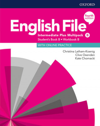 English File Intermediate Plus Multipack B with Student Resource Centre Pack (4th)