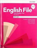 English File: Intermediate Plus: Workbook with Key