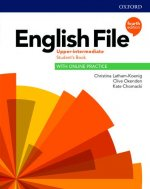 English File Upper Intermediate Student's Book with Student Resource Centre Pack (4th)