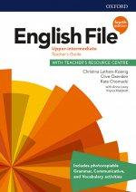 English File Upper Intermediate Teacher's Book with Teacher's Resource Center (4th)