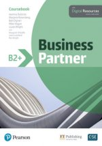 Business Partner B2+ Coursebook and Basic MyEnglishLab Pack