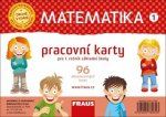 Matematika 1 pracovní karty