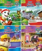 Nelson Mini-Bücher: 4er PAW Patrol 9-12