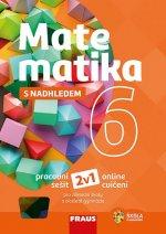 Matematika 6 s nahledem Pracovní sešit