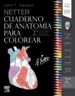 NETTER. CUADERNO DE ANATOMÍA PARA COLOREAR (2ªEDICIÓN REVISADA)