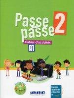 Passe-Passe 2 Ćwiczenia A1 + CDmp3