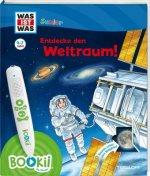 BOOKii® WAS IST WAS Junior Entdecke den Weltraum!
