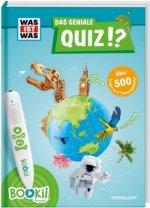 BOOKii® WAS IST WAS Das geniale Quiz!?