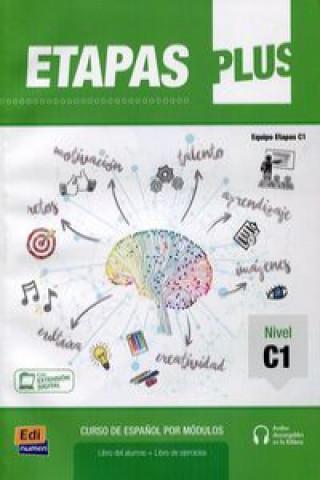 Etapas plus C1 Podręcznik + ćwiczenia