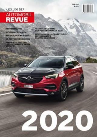 Katalog der Automobil-Revue 2020