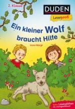 Duden Leseprofi - Ein kleiner Wolf braucht Hilfe, 2. Klasse