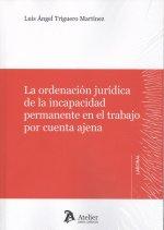 LA ORDENACIÓN JURÍDICA DE LA INCAPACIDAD PERMANENTE EN EL TRABAJO POR CUENTA AJE