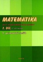 Matematika pro 2. stupeň ZŠ speciální, 1. pracovní sešit (pro 7. ročník)