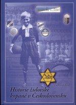 Historie židovské kopané v Československu
