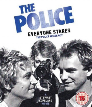 Everyone Stares-The Police Inside Out (Blu-Ray)