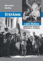 Štefánik ajeho Giuliana  objektívom archívov Talianska a Vatikánu