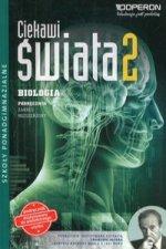 Ciekawi świata Biologia 2 Podręcznik Zakres rozszerzony
