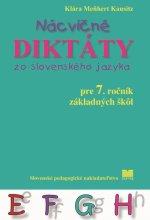Nácvičné diktáty zo slovenského jazyka