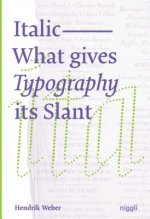 Italic: What gives Typography its emphasis