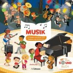 Musik (Soundbuch) 12 Klänge zum Hören und Klappen zum Entdecken