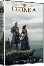 Cizinka 4. série (5 DVD)