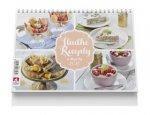 Sladké recepty a dezerty - stolní kalendář 2020