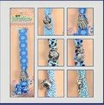 Náramek na ruku šňůrka modrá - New Sensation
