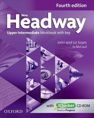 New Headway Upper Intermediate Workbook with Key (4th)