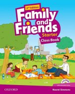 Family and Friends 2nd Edition Starter Course Book