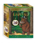 Gruffalo and the Gruffalo's Child Board Book Gift Slipcase
