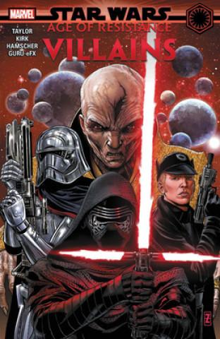 Star Wars: Age Of Resistance - Villains