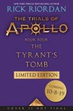 TYRANTS TOMB THE TRIALS OF APOLLO BOOK F