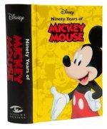 Disney: Ninety Years of Mickey Mouse (Mini Book)