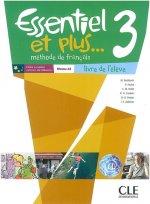Essentiel et Plus 3 A2 Livre d'Éleve+CDMp3