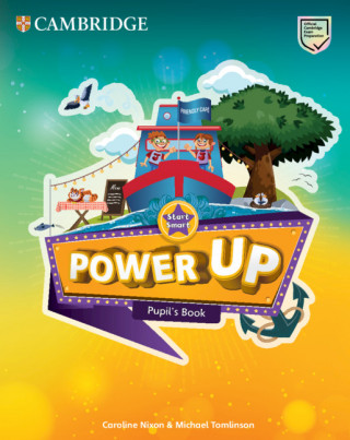 Power Up Start Smart Pupil's Book