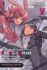Sword Art Online Alternative Gun Gale Online, Vol. 5 (light novel)