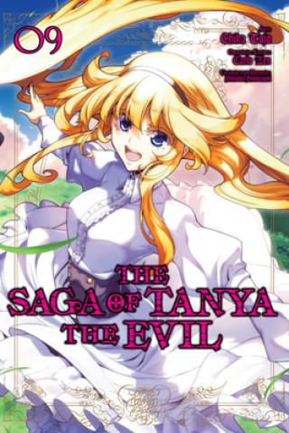 Saga of Tanya the Evil, Vol. 9 (manga)