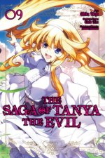 Saga of Tanya the Evil, Vol. 9 (manga)