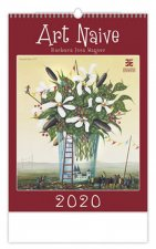 Art Naive - nástěnný kalendář 2020