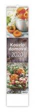 Kouzlo domova - nástěnný kalendář 2020