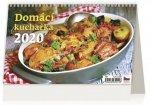 Domácí kuchařka - stolní kalendář 2020