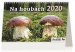 Na houbách - stolní kalendář 2020
