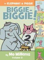 Elephant & Piggie Biggie Volume 2!