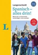 Langenscheidt Spanisch - alles drin! - Basiswissen Spanisch in einem Band