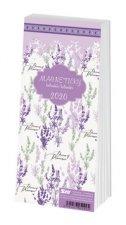 Magnetický kalendář 2020 Provence
