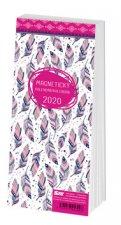 Magnetický kalendář 2020 Feathers