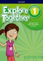 Explore Together 1 Teacher's Book (CZEch Edition)